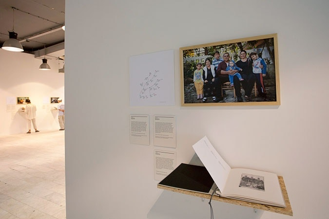 Exhibit in Belgrade about family albums.