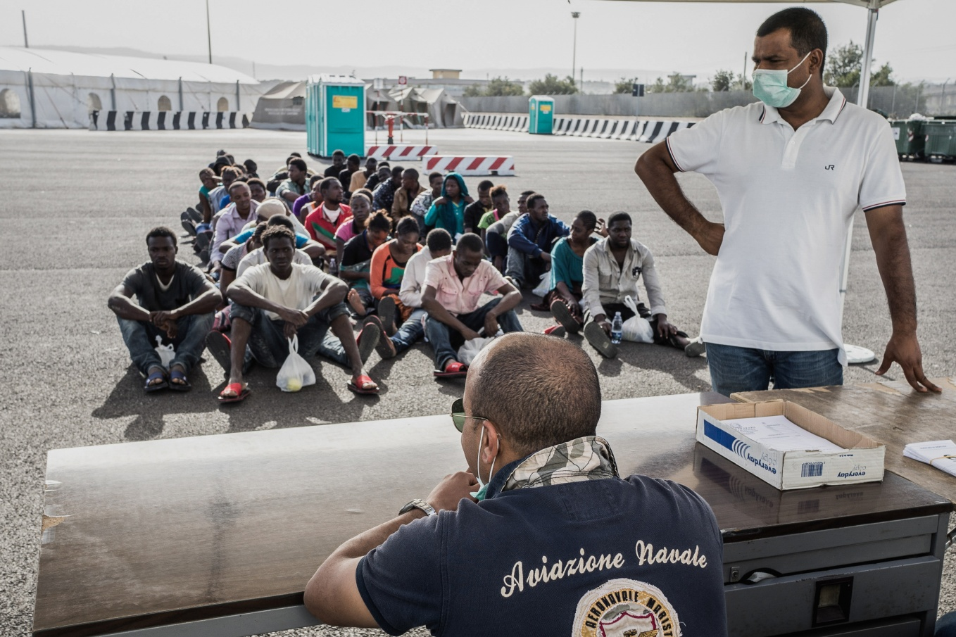 Why Are We In Libya >> A Bid for Greater Transparency on Refugees