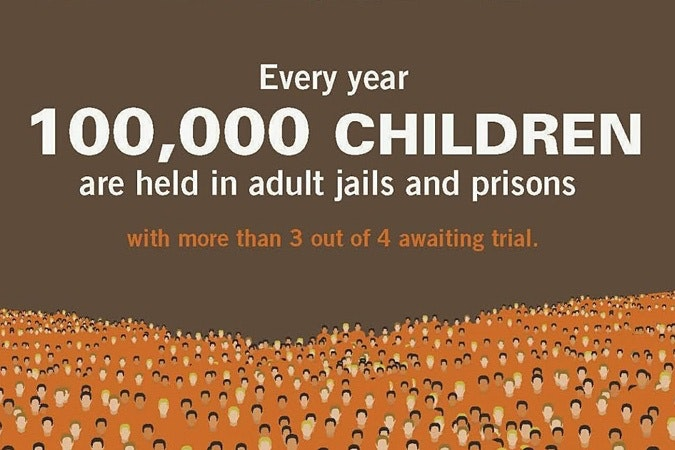 Juveniles Tried As Adults: What Happens When Children Go to Prison