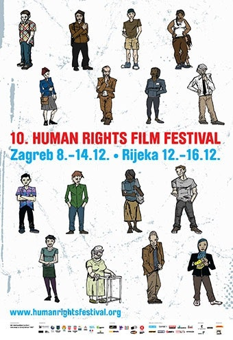 Croatia fim poster