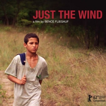 "Film poster ""Just the Wind"""