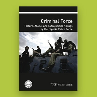 police and criminal prevention in nigeria Nigeria southern africa west and central africa latin america and the caribbean unodc's work in the area of criminal justice reform covers: police reform, prosecution service, judiciary and indeed the un standards and norms on crime prevention and criminal justice.