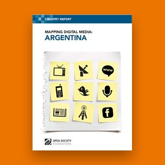 Mapping Digital Media: Argentina