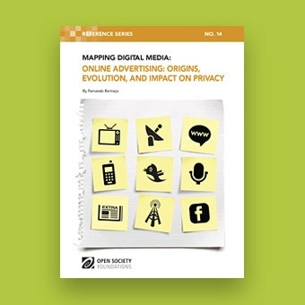 Mapping Digital Media: Online Advertising—Origins ...
