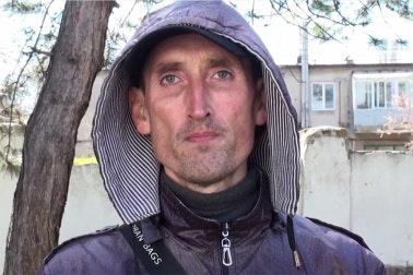 A Crimean man