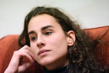 Adél Ónodi portrait