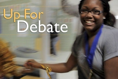 """Up For Debate"" Video"