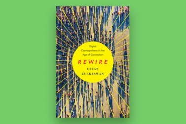 Book cover of Rewire, by Ethan Zuckerman