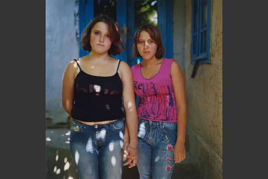Teen girls Moldova