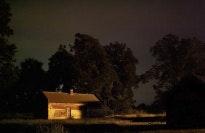 A building on Magnolia Plantation in Louisiana, United States