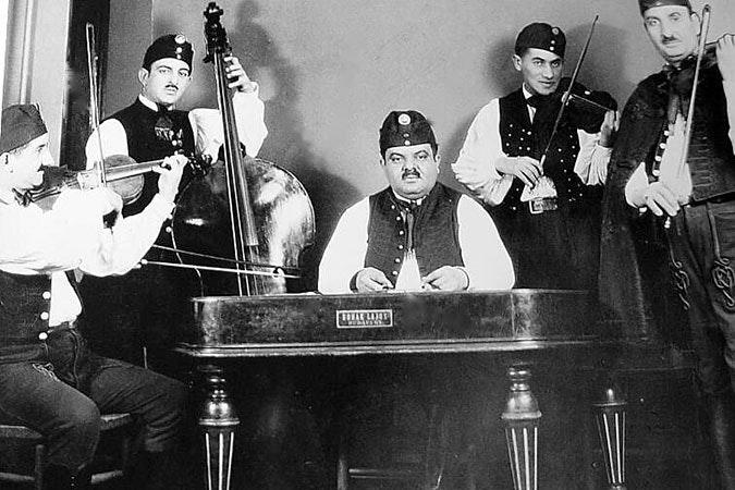 John Brenkacs Gypsy orchestra.
