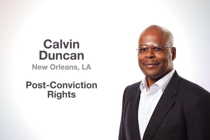 Calvin Duncan