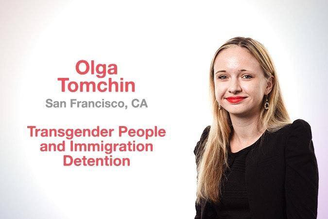 Olga Tomchin